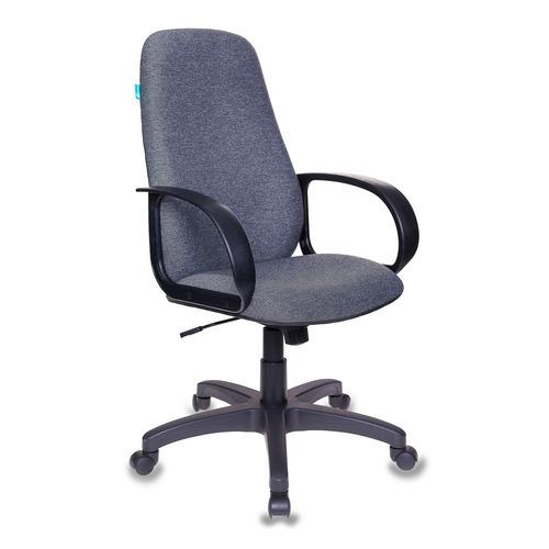Кресло руководителя БЮРОКРАТ CH-808AXSN, на колесиках, ткань, темно-серый [ch-808axsn/g] кресло руководителя бюрократ ch 808axsn на колесиках ткань темно серый [ch 808axsn g]