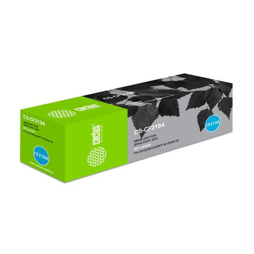 цена на Блок фотобарабана Cactus CS-CF219A ч/б:12000стр. для M104a Pro/M104w Pro/M132a Pro/M132fn Pro HP