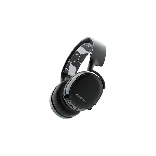Наушники с микрофоном STEELSERIES Arctis 3 Bluetooth, мониторы, bluetooth, черный [61485]