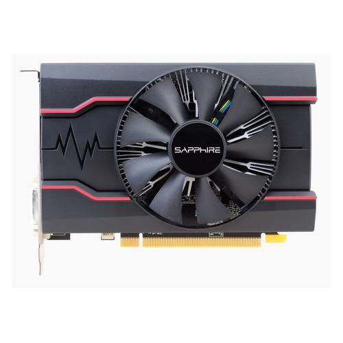 Видеокарта SAPPHIRE AMD Radeon RX 550 , 11268-15-20G RX 550 4G, 4Гб, GDDR5, Ret все цены