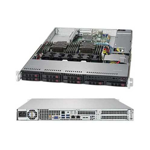 Платформа SuperMicro SYS-1029P-WT 2.5 C621 1G 2P 1x600W