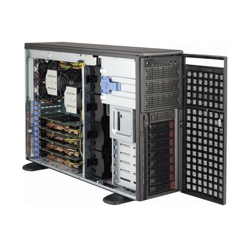 Платформа SuperMicro SYS-7049GP-TRT 10G 2P 2x2200W