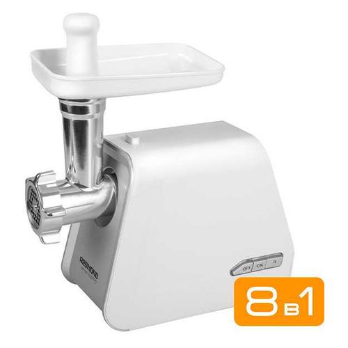Мясорубка REDMOND RMG-1216-8, белый / серебристый RMG-1216-8 по цене 6 300