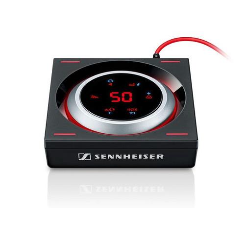 Усилитель для наушников SENNHEISER GSX 1200 PRO, стационарный, черный