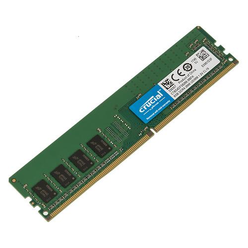 Модуль памяти CRUCIAL CT8G4DFS8266 DDR4 - 8Гб 2666, DIMM, Ret 2666