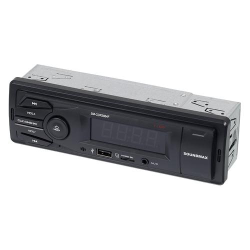 цена на Автомагнитола SOUNDMAX SM-CCR3064F, USB, microSD/TF