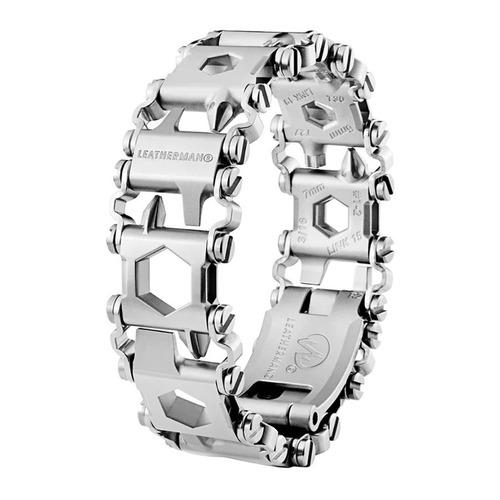 Браслет мультитул Leatherman Tread LT (832431) серебристый