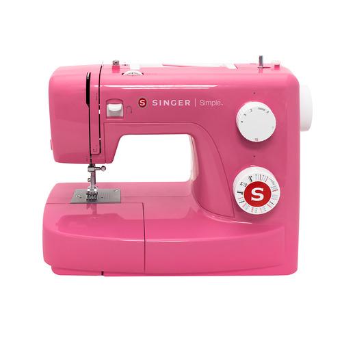 Швейная машина SINGER Simple 3223 красный недорого