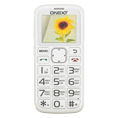Мобильный телефон ONEXT Care-Phone 5, белый katherine o в режиме ожидания