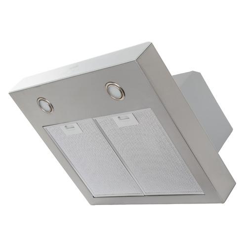 лучшая цена Вытяжка каминная Elikor Агат 60Н-1000-Е4Д нержавеющая сталь/белый управление: сенсорное (1 мотор)