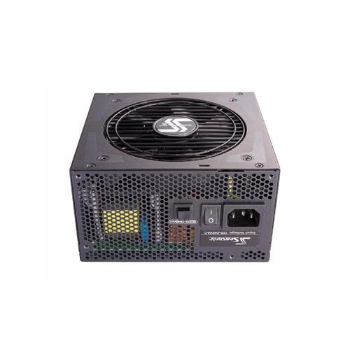 Блок питания SEASONIC FOCUS Plus SSR-850PX, 850Вт, 120мм, черный, retail