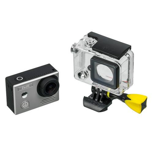 Фото - Экшн-камера AC ROBIN ZED5 4K, WiFi, серебристый экшн камера ac robin zed2 pro