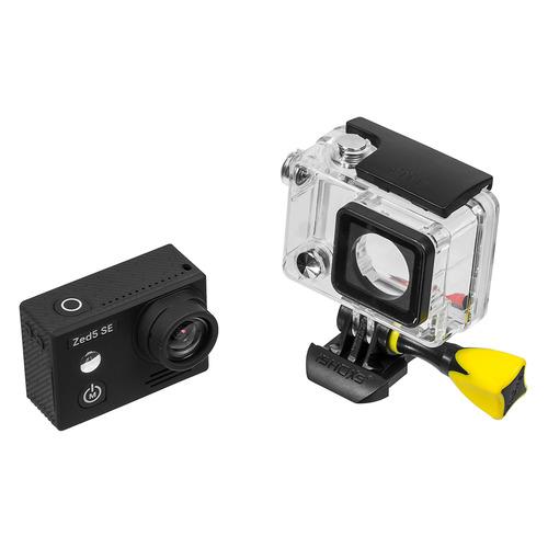 Фото - Экшн-камера AC ROBIN ZED5 SE 4K, WiFi, черный термостатический смеситель termo far 1вр х 1 вр х 1 вр