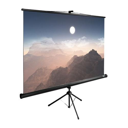 Фото - Экран CACTUS TriExpert CS-PSTE-180x180-BK, 180х180 см, 1:1, напольный черный кеды мужские vans ua sk8 mid цвет белый va3wm3vp3 размер 9 5 43