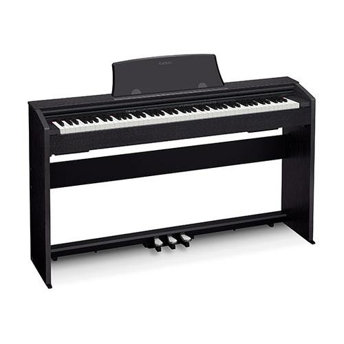 Цифровое фортепиано CASIO PRIVIA, PX-770BK