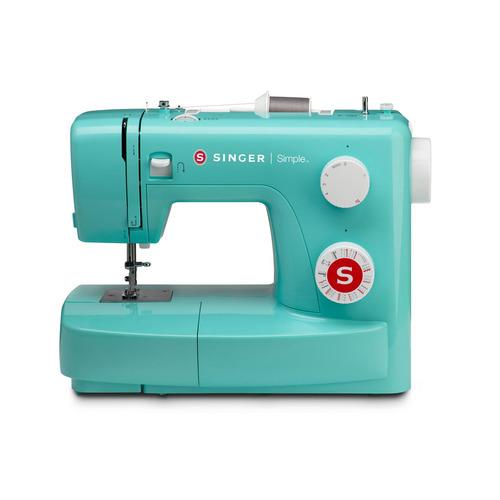 все цены на Швейная машина SINGER Simple 3223 зеленый онлайн