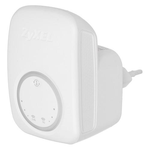 Повторитель беспроводного сигнала ZYXEL WRE6505V2, белый [wre6505v2-eu0101f] все цены