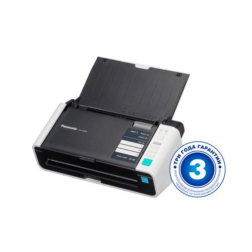 цена на Сканер PANASONIC KV-S1037 белый/черный [kv-s1037-x]