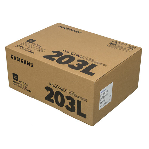 Картридж Samsung MLT-D203L, черный / SU899A