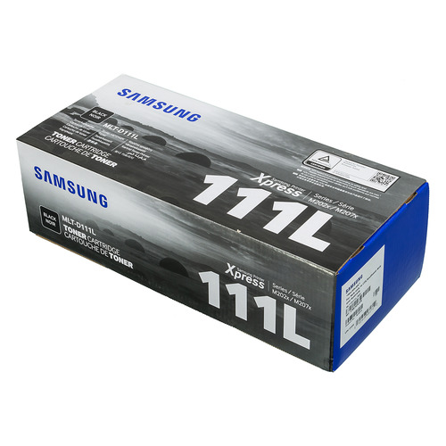 Картридж Samsung MLT-D111L, черный / SU801A
