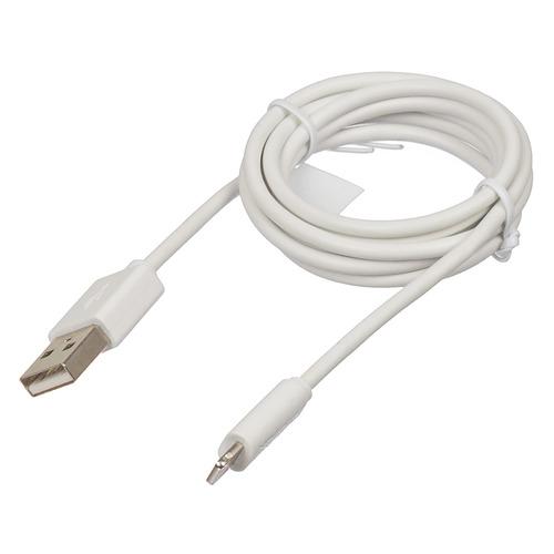 Кабель HAMA H-173863, USB A(m), Lightning (m), 1м, белый [00173863] h m jacquet invocation a marie