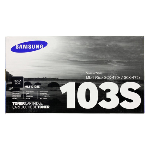 Картридж Samsung MLT-D103S, черный / SU730A