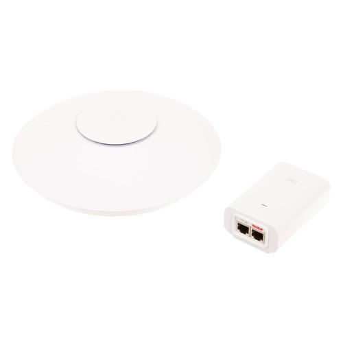Фото - Точка доступа UBIQUITI UniFi UAP-AC-HD, белый [uap-ac-hd-eu] точка доступа ubiquiti unifi ap ac long range uap ac lr 5 eu