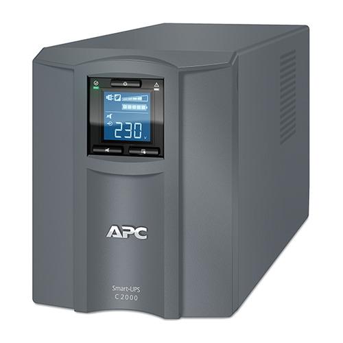 Фото - ИБП APC Smart-UPS C SMC2000I-RS, 2000ВA ибп apc smart ups c smc2000i 2u