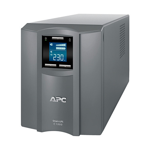 Источник бесперебойного питания APC Smart-UPS C SMC1000I-RS, 1000ВA uninterruptible power supply apc smart ups c smc1000i home improvement electrical equipment