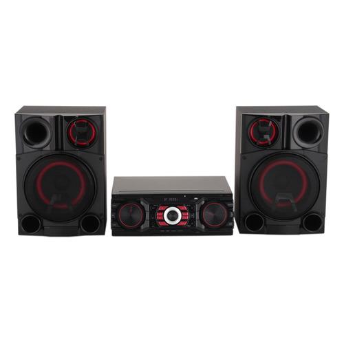 Музыкальный центр LG DM8360K, черный lg an mr650 пульт ду универсальный