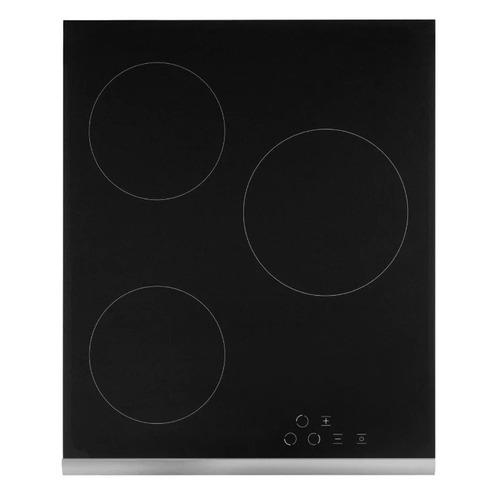 Варочная панель SIMFER H45D13V011, электрическая, независимая, черный варочная панель simfer h45d13b011 электрическая независимая черный