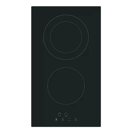 Варочная панель SIMFER H 30 D12 B011, электрическая, независимая, черный варочная панель simfer h45d13b011 электрическая независимая черный