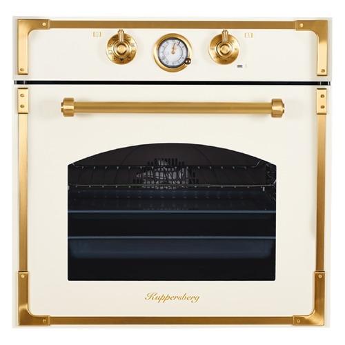 Духовой шкаф KUPPERSBERG RC 699 C BRONZE, бежевый встраиваемый электрический духовой шкаф kuppersberg rc 699 c gold