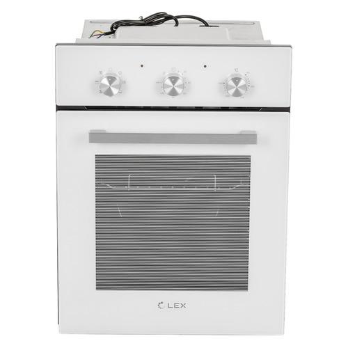 Духовой шкаф LEX EDM 4570 WH, стекло белое EDM 4570 WH по цене 25 290
