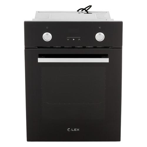 Духовой шкаф LEX EDP 4590 BL Matt Edition, черный матовый EDP 4590 BL Matt Edition по цене 28 590