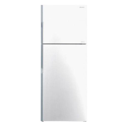 Холодильник HITACHI R-V 472 PU3 PWH, двухкамерный, белый