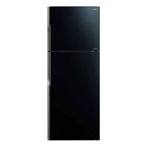 цена на Холодильник HITACHI R-VG 472 PU3 GGR, двухкамерный, графитовое стекло