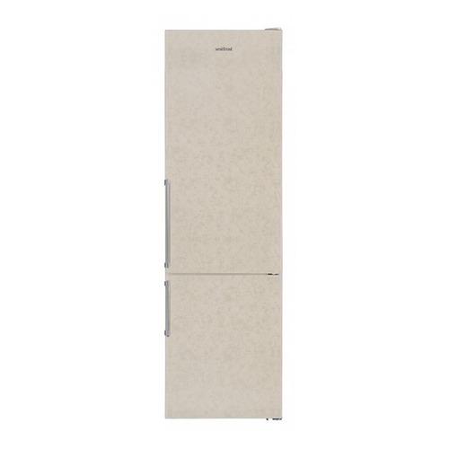 лучшая цена Холодильник VESTFROST VF 3663 MB, двухкамерный, бежевый