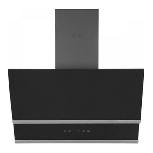 цена на Вытяжка каминная Simfer 8658 SM черный управление: сенсорное (1 мотор)