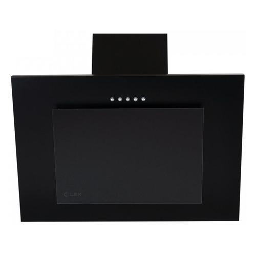Вытяжка каминная Lex MINI 600 черный управление: кнопочное (1 мотор) цена и фото
