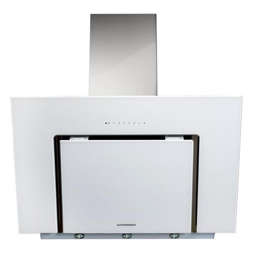 Фото - Вытяжка каминная KUPPERSBERG F 960 W, белый, сенсорное управление каминная вытяжка kuppersberg f 960 w