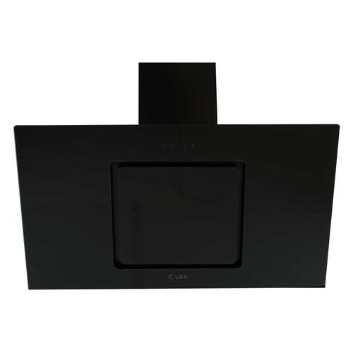 Вытяжка каминная LEX Luna 900 BL, черный, сенсорное управление [chao000208] недорого