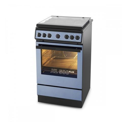 Газовая плита KAISER HGG 52501 S, газовая духовка, серебристый