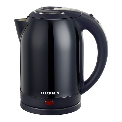 Фото - Чайник электрический SUPRA KES-2003N, 1500Вт, черный чайник электрический supra kes 1893 1500вт белый