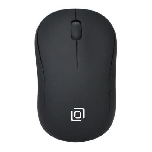 Мышь OKLICK 655MW, оптическая, беспроводная, USB, черный все цены