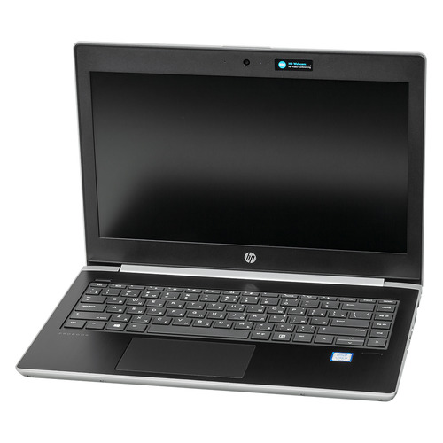 "Ноутбук HP ProBook 430 G5, 13.3"", Intel Core i5 8250U 1.6ГГц, 8Гб, 256Гб SSD, Intel HD Graphics 620, Windows 10 Professional, 2VP87EA, серебристый"