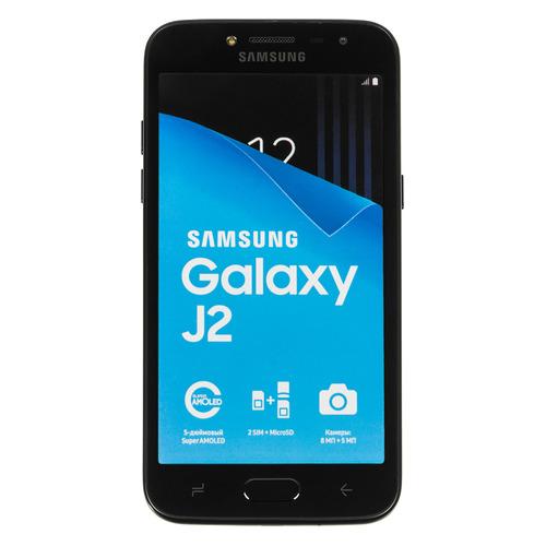 цена на Смартфон SAMSUNG Galaxy J2 (2018) 16Gb, SM-J250, черный