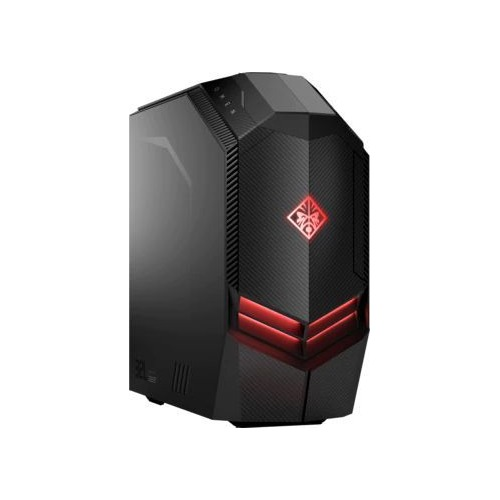 Компьютер HP OMEN 880-111ur, Intel Core i5 8400, DDR4 8Гб, 1000Гб, 16Гб Intel Optane, NVIDIA GeForce GTX 1050 - 2048 Мб, DVD-RW, Windows 10, черный [3eq89ea] htc кабель 3 в 1 к шлему htc vive