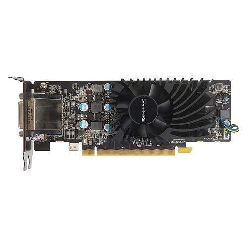 Видеокарта SAPPHIRE AMD Radeon RX 550 , 11268-09-20G RX 550 4G PULSE, 4Гб, GDDR5, Low Profile, Ret все цены