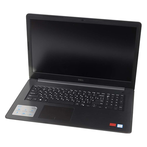 Ноутбук DELL Inspiron 5770, 17.3 , IPS, Intel Core i5 8250U 1.6ГГц, 8Гб, 1000Гб, 128Гб SSD, AMD Radeon R530 - 4096 Мб, DVD-RW, Linux, 5770-9669, черный  - купить со скидкой